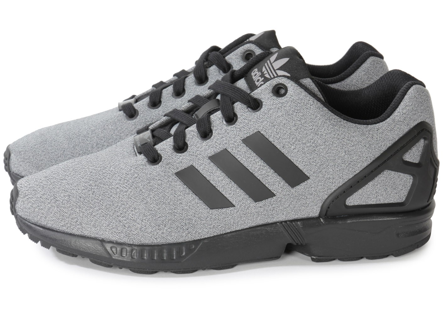 more photos 6b8bf 72379 Pas Cher Adidas Zx Flux Homme Grise AZXF850
